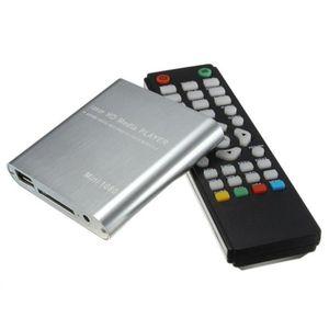 LECTEUR DVD PORTABLE LESHP MINI Lecteur DVD portable 1080P MKV -- Port