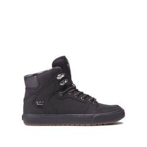 BASKET Chaussures SUPRA KIDS VAIDER CW black black dark g