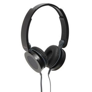 CASQUE - ÉCOUTEURS PANASONIC HX200 Casque Audio - Noir