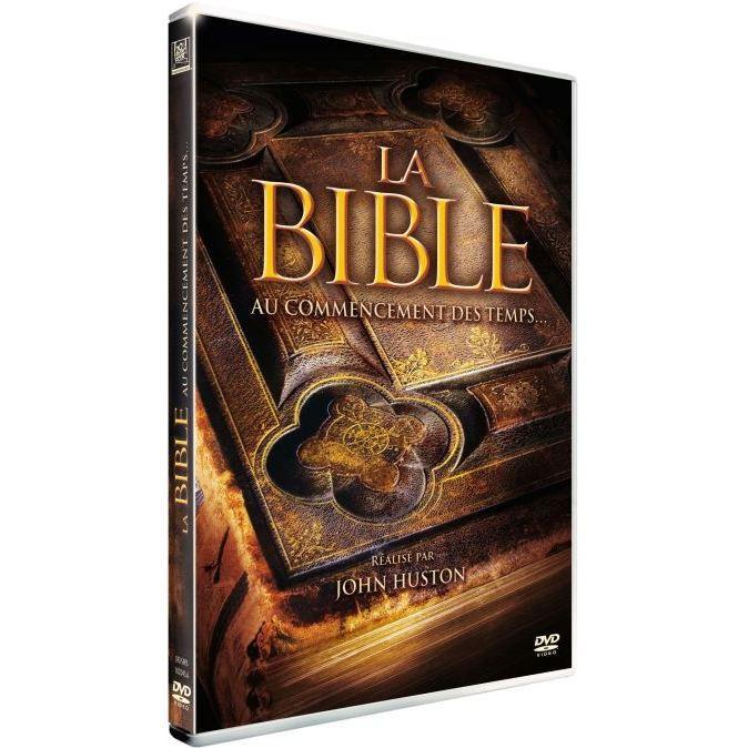 DVD FILM DVD La bible