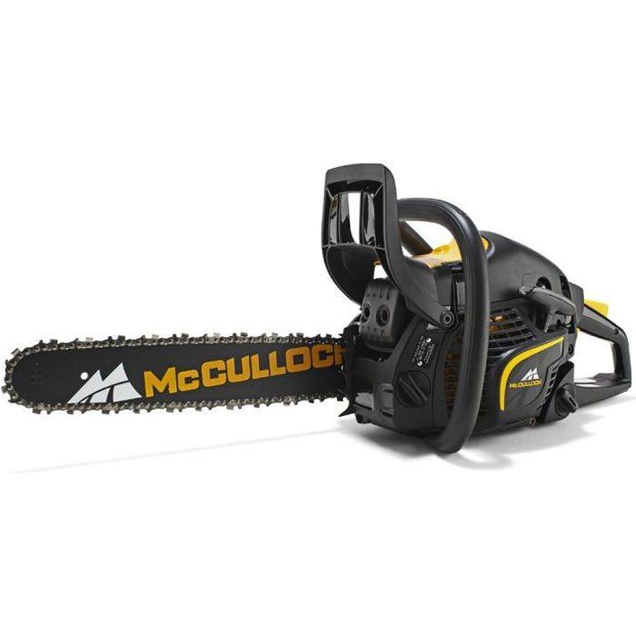 McCULLOCH Tronconneuse thermique CS 450 Elite 45cm 45cc