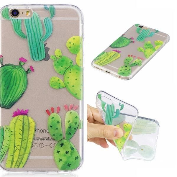 coques iphone 6 cactus