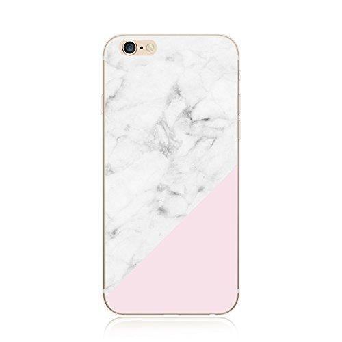 coque iphone 6 silicone motif marbre