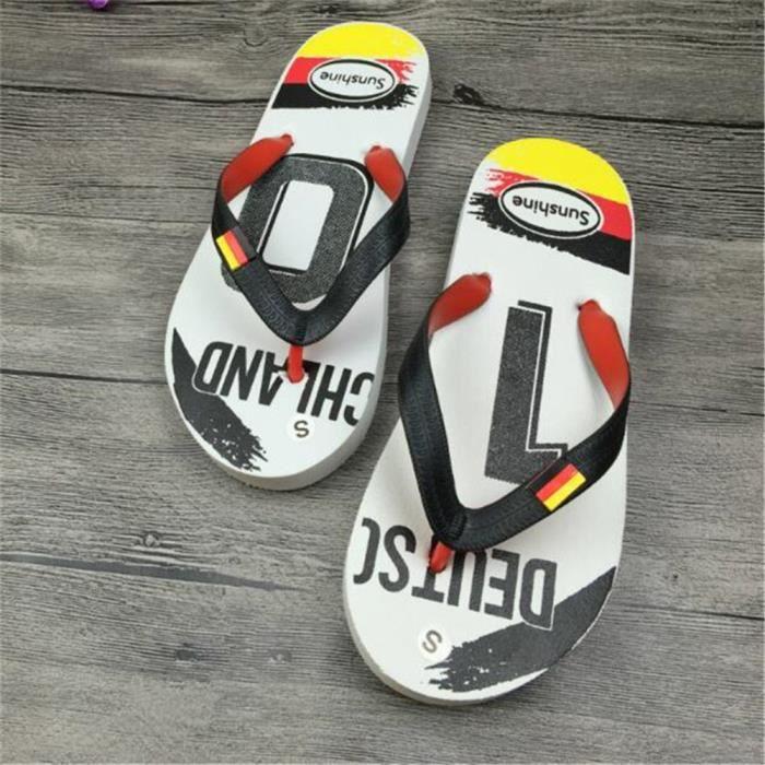 Tongs Homme Haut Qualité Chaussures Plage Confortable Sandale RéTro Super Sandale Luxe Hommes Plus De Couleur Grande Taille qpjIvqh0t