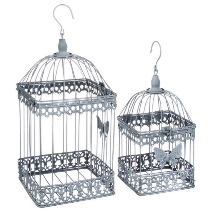 Papillon achat vente papillon pas cher cdiscount for Cage a oiseaux decorative pas cher