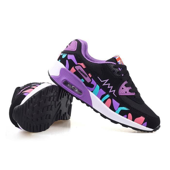Chaussures femme Été Meilleure Qualité Sneaker Mesh Respirant Classique Jogging Chaussures Détente Ultra Confortable Nkwws