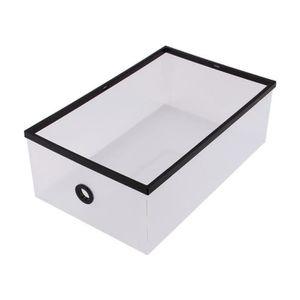 boite plastique a tiroir achat vente boite plastique a tiroir pas cher soldes d s le 10. Black Bedroom Furniture Sets. Home Design Ideas