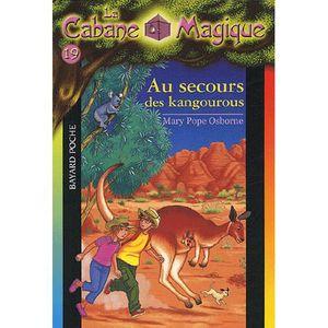 Livre 6-9 ANS La Cabane Magique Tome 19