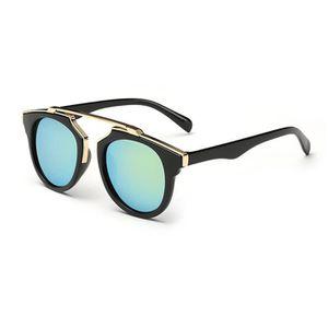 LUNETTES DE SOLEIL Retro nouvelles lunettes de soleil marée éblouissa c93cf5198a17