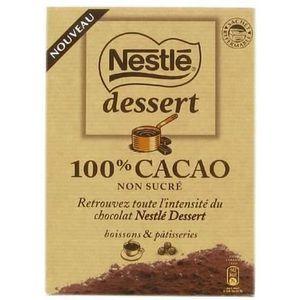 CACAO - CHOCOLAT Nestlé, Chocolat en poudre, 250 Gr