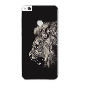 coque huawei p8 lite lion