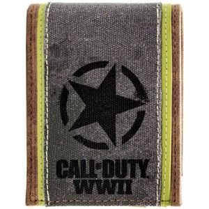 PORTEFEUILLE Call of Duty WWII Case-Ref 07222009  Marron Portef