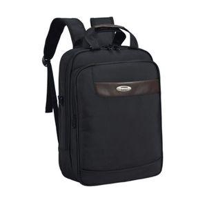 845cf485ec087 Sac à dos pour homme Sacs Durable Classique Extravagant sac grande taille  Grande capacité personnalité sac business simple noir