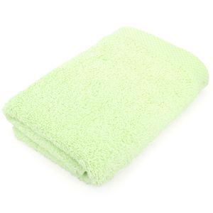 SERVIETTES DE BAIN Serviette de toilette 50x100 cm PURE Vert Pomme...