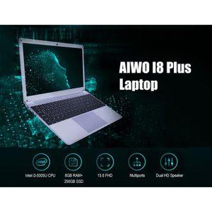 ORDINATEUR PORTABLE PC portable-Ordinateur portable- AIWO I8 Plus -15,