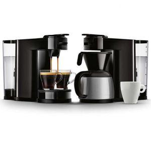 MACHINE À CAFÉ Cafetières filtres Philips Cafetière Senseo Switch