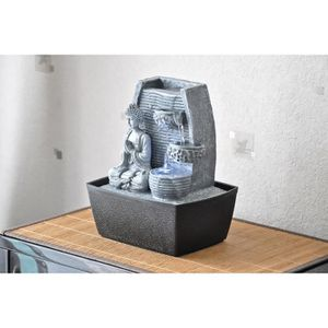 FONTAINE INTÉRIEURE Fontaine Du0027intérieur Feng Shui Bouddha Senza Koto ...
