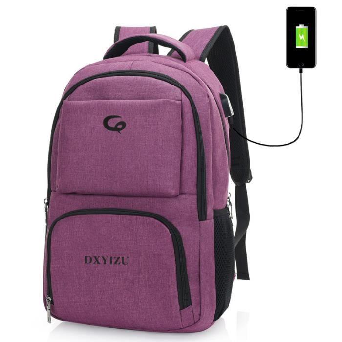 Le nouveau sac bandoulière en tissu Oxford hommes lycéens sac de voyage sac ordinateur cartables Loisirs