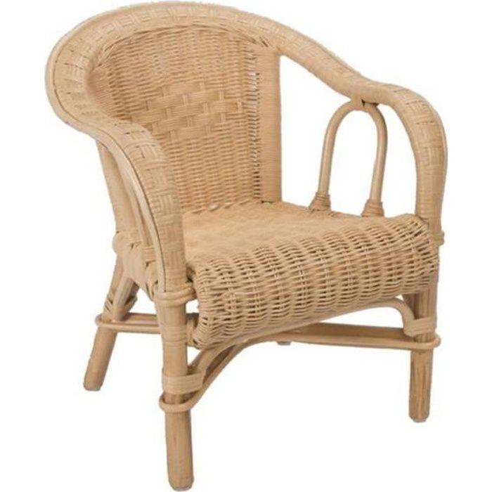 fauteuil rotin enfant achat vente fauteuil rotin enfant pas cher soldes d s le 10 janvier. Black Bedroom Furniture Sets. Home Design Ideas