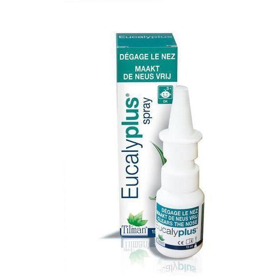 SPRAY NASAL Eucalyplus - Spray Nasal