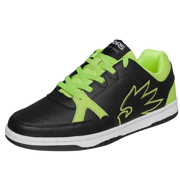 Dangerous DNGRS Homme Chaussures / Baskets Logo CyRFh