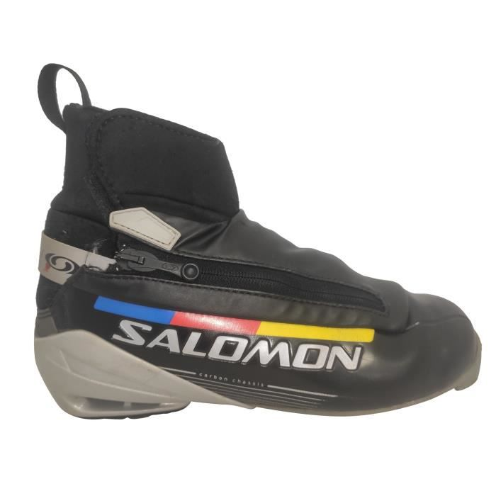 Chassis Carbon Pilot Chaussure Sns Salomon Fond Occasion Ski bfYvy6g7