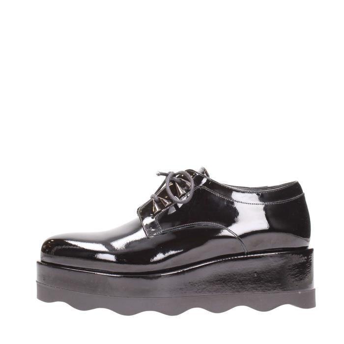 Albano Lace Shoes Femme Noir, 41