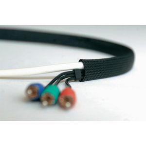gaine cache fil electrique achat vente gaine cache fil electrique pas cher cdiscount. Black Bedroom Furniture Sets. Home Design Ideas