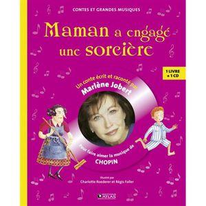 Livre 3-6 ANS Maman a engagé une sorcière