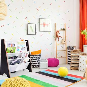 petit meuble rangement etagre livres porte revues 4 tagre bibliothq