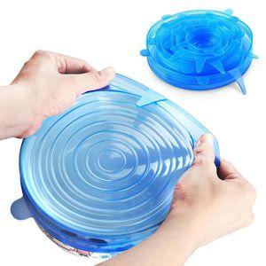 LOT USTENSILES Couvercles en silicone pour cuvettes tasses couver