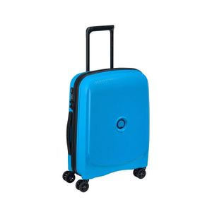 VALISE - BAGAGE Valise cabine slim 55 cm DELSEY 4 doubles roues -