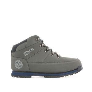 BOTTE Boots Henleys Woodland pour homme en gris