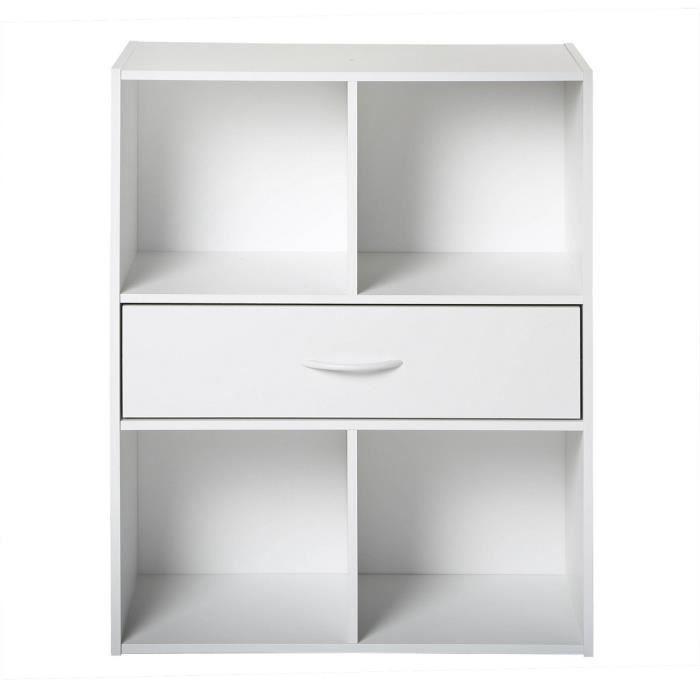 Petit meuble de rangement a tiroir achat vente petit Petit meuble de rangement 3 tiroirs