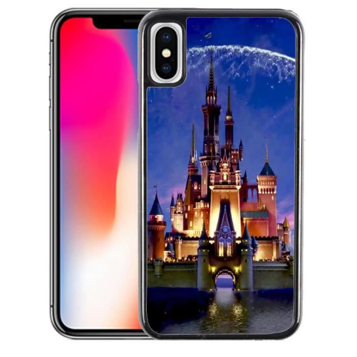 coque iphone 4 disney château