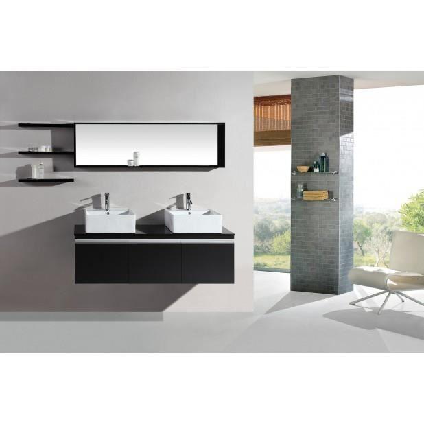 Magnifique ensemble meuble salle de bain complet mercure 2 ...