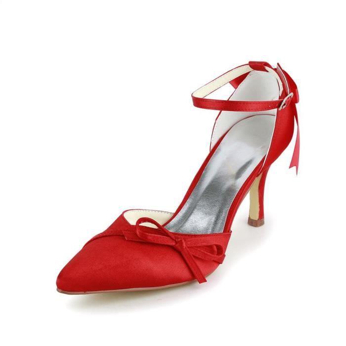 Jia Jia Wedding 3701 chaussures de mariée mariage Escarpins pour femme 2PDZ3