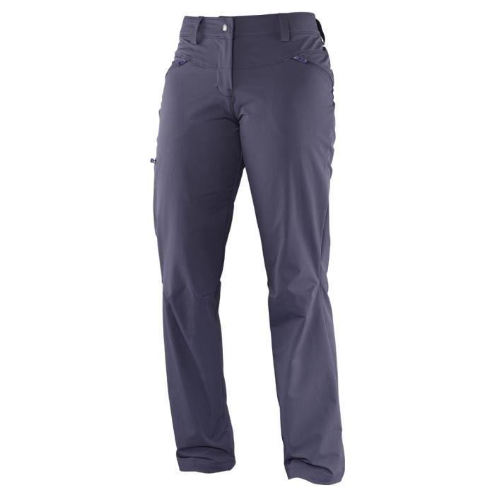 88e30ed4a15b8a Pantalon Salomon Wayfarer Winter Pant W - Prix pas cher - Cdiscount