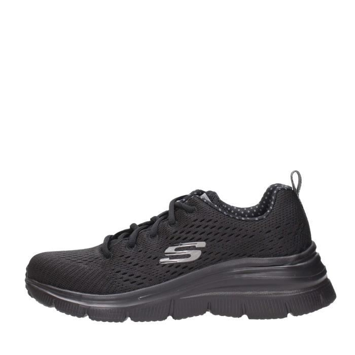 retail prices nice shoes shoes for cheap Skechers Sneakers Femme Noir, 37
