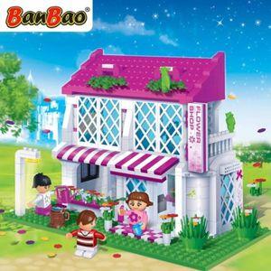 construire une maison en brique achat vente jeux et jouets pas chers. Black Bedroom Furniture Sets. Home Design Ideas
