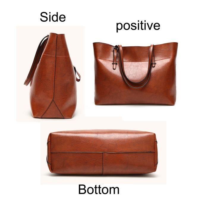 Poignée sur le dessus Satchel Sacs à main Sac à bandoulière Hobo Messenger Bag Sac fourre-tout XF958