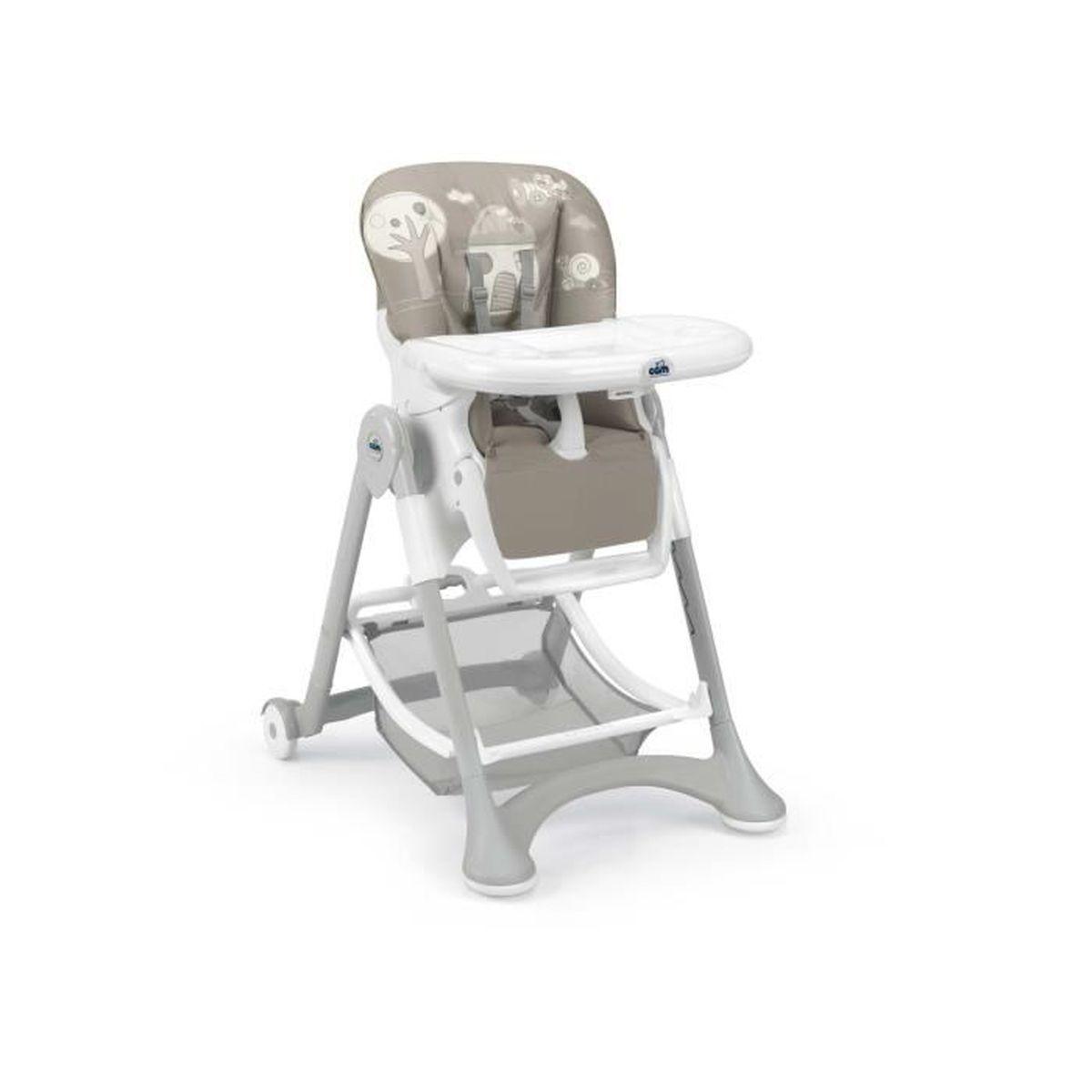 A quel age bebe va dans la chaise haute for Chaise haute x adventure