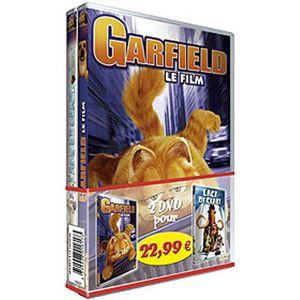 DVD DESSIN ANIMÉ DVD Garfield;l'age de glace
