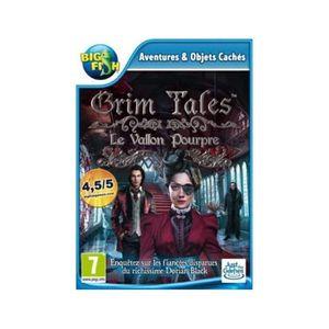 JEU PC NOUVEAUTÉ Grim Tales (11) Crimson Hollow Jeu PC