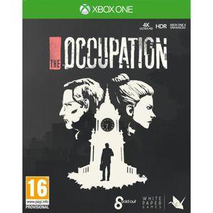 JEU XBOX ONE The Occupation Jeu Xbox One