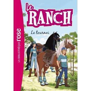 Livre 6-9 ANS Le ranch Tome 8