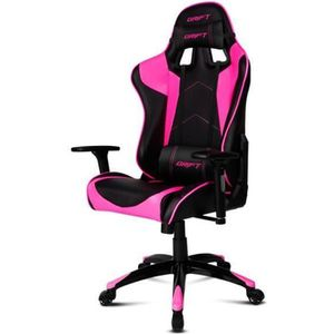 drift gaming chaise dr300 noir rose achat vente chaise cdiscount. Black Bedroom Furniture Sets. Home Design Ideas