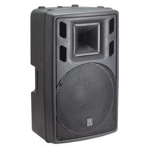 ENCEINTE ET RETOUR Audiophony Acute 12-AMP
