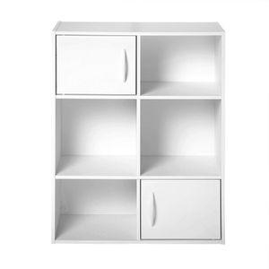 Meuble de rangement achat vente meuble de rangement for Meuble cube 6 cases