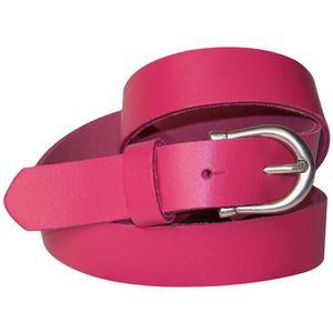 CEINTURE ET BOUCLE FRONHOFER Fine ceinture pour femme de 2,5 cm avec ... 6fd117125c1